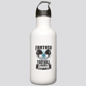 Fantasy Football Champion Water Bottle