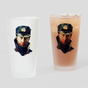 Vladimir Putin Drinking Glass