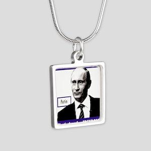 Vladimir Putin. This man is your FRIEND Necklaces