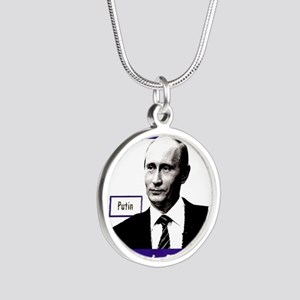 Vladimir Putin. This man is your FRIEND Necklaces