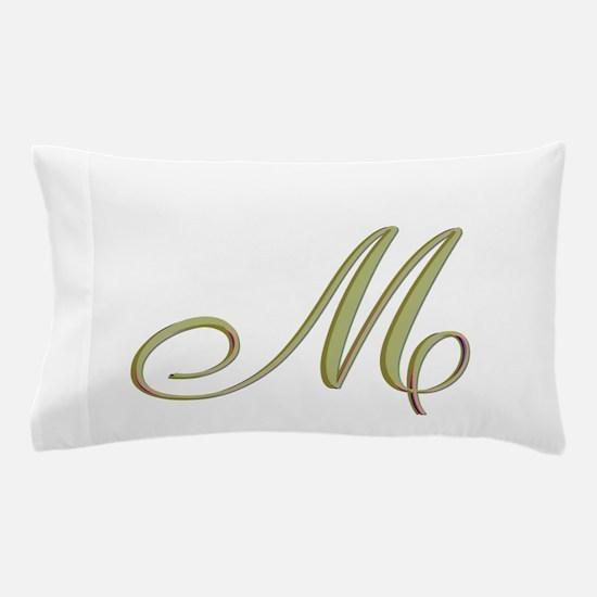 Choose Your Colors Monogram Pillow Case