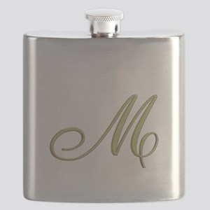 Choose Your Colors Monogram Flask