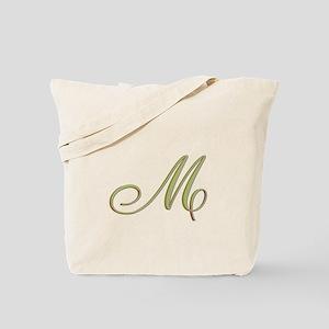 Choose Your Colors Monogram Tote Bag