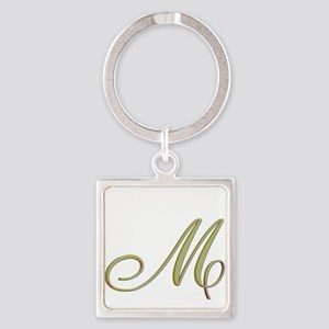 Choose Your Colors Monogram Keychains