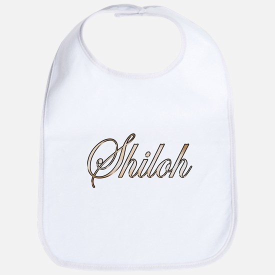 Gold Shiloh Bib
