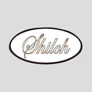 Gold Shiloh Patch
