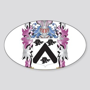 Messinger Coat of Arms - Family Crest Sticker