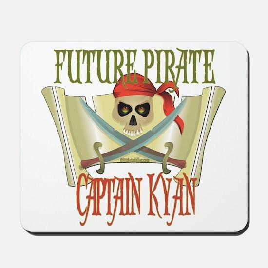Captain Kyan Mousepad