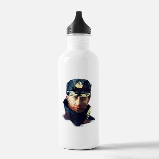 Vladimir Putin Sports Water Bottle