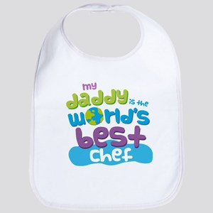 Chef Gifts for Kids Baby Bib