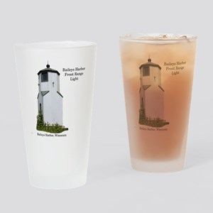Baileys Harbor Front Range Light Drinking Glass