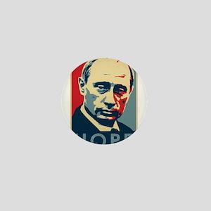 Vladimir Putin Mini Button