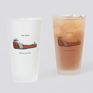 Roger Blough Drinking Glass