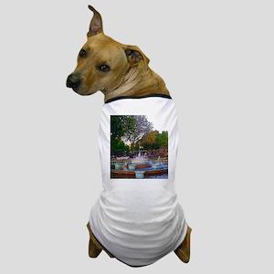 Water & Light Dog T-Shirt