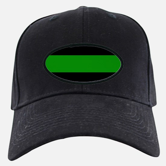 The Thin Green Line Baseball Hat