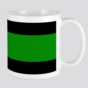 The Thin Green Line Mug