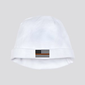 Search & Rescue: Black Flag & Thin Orange baby hat
