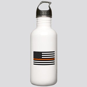 Search & Rescue: Black Stainless Water Bottle 1.0L