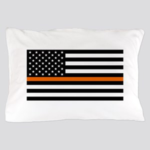 Search & Rescue: Black Flag & Thin Ora Pillow Case