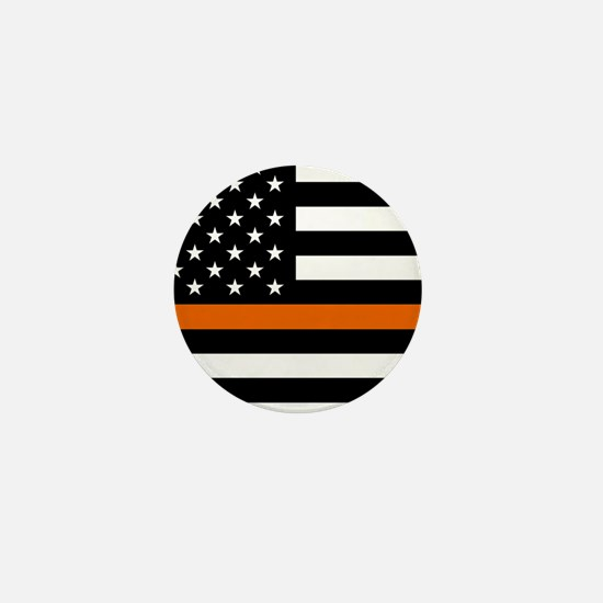 Search & Rescue: Black Flag & Thin Ora Mini Button