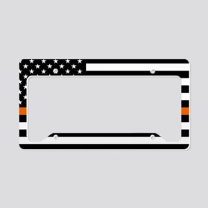 Search & Rescue: Black Flag & License Plate Holder