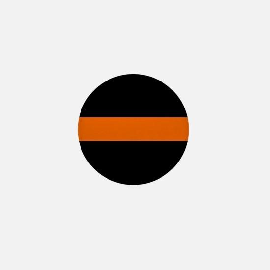 Search & Rescue: The Thin Orange Line Mini Button