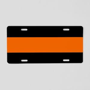 Search & Rescue: The Thin O Aluminum License Plate