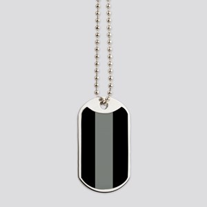 The Thin Grey Line Dog Tags