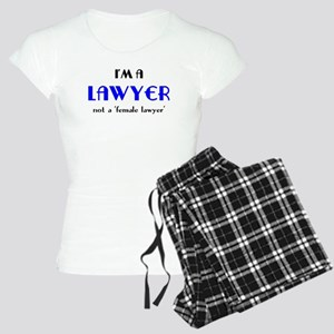 just a lawyer Women's Light Pajamas