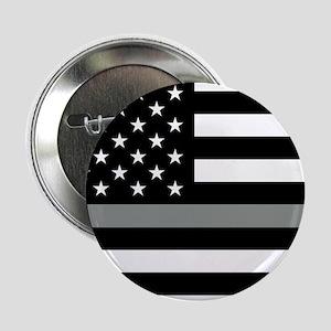 "U.S. Flag: Black Flag & The 2.25"" Button (10 pack)"