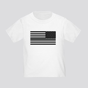 cb5a61734f U.S. Flag: Black Flag & The Thin G Toddler T-Shirt