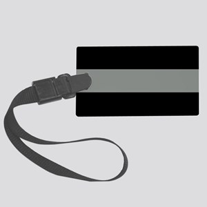 The Thin Grey Line Large Luggage Tag