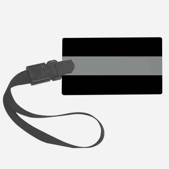 The Thin Grey Line Luggage Tag