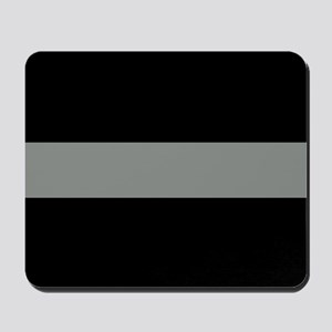 The Thin Grey Line Mousepad