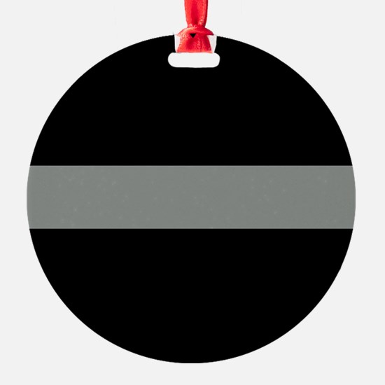 The Thin Grey Line Ornament