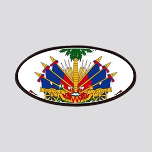 Coat of arms of Haiti - Emblème d'Haïti Patch