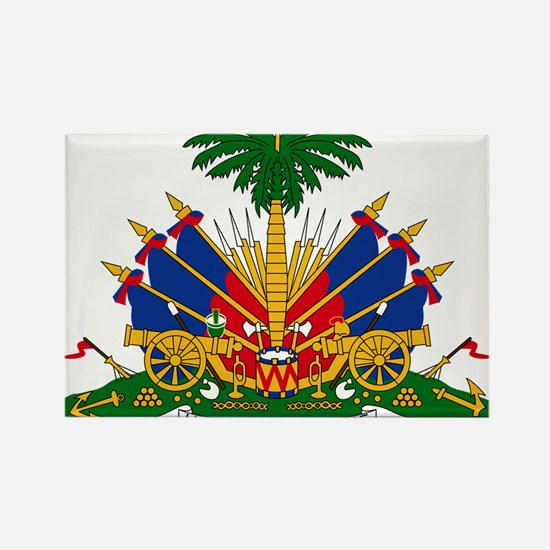 Coat of arms of Haiti - Emblème d'Haïti Magnets