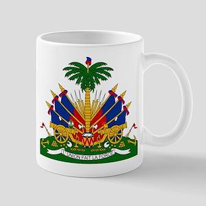 Coat of arms of Haiti - Emblème d'Haïti Mugs