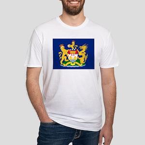 Hong Kong Autonomy Movement Flag T-Shirt