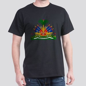 Coat of arms of Haiti - Emblème d'Haïti T-Shirt