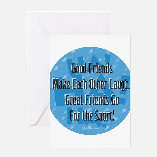 Laugh-Snort Greeting Cards