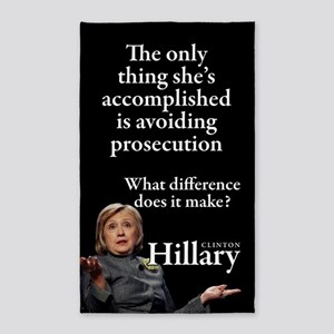 HILLARY ONLY THING Area Rug