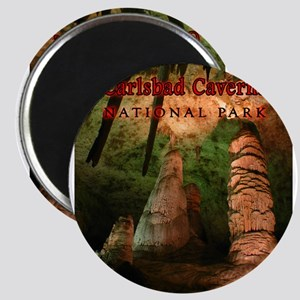 Carlsbad Caverns Magnets