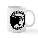 Ashwood Falls Cat Mug Mugs