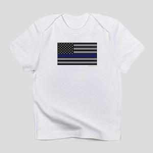 Thin Blue Line Flag Infant T-Shirt