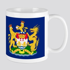 Hong Kong Autonomy Movement Flag Mugs