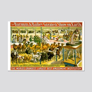 Great Ethnological Congress Mini Poster Print