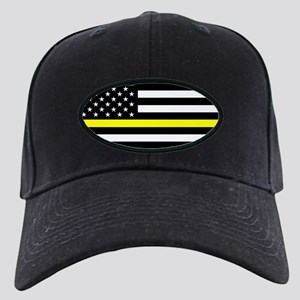 U.S. Flag: Black Flag & The Thin Yellow Black Cap