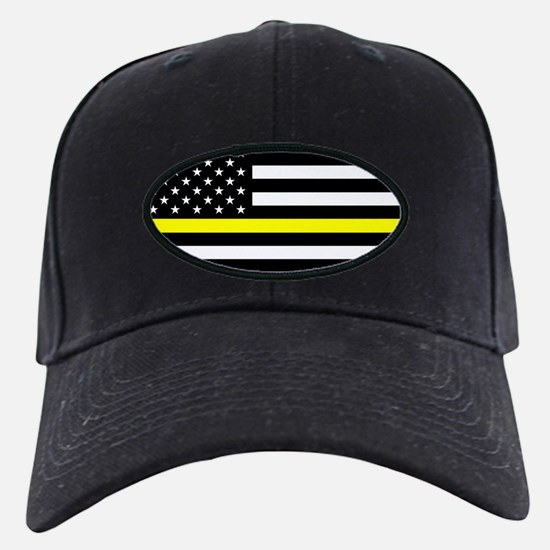 U.S. Flag: Black Flag & The Thin Yellow Baseball Hat