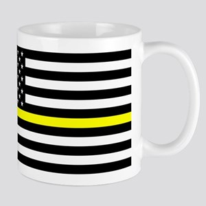 U.S. Flag: Black Flag & The Thin Yellow Mug
